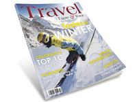 Travel Taste & Tour Magazine Cover