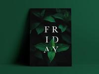 Friday - wallpaper