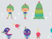 Once/kids/Animation!
