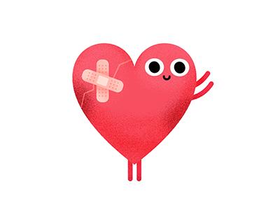 Fixed heart!