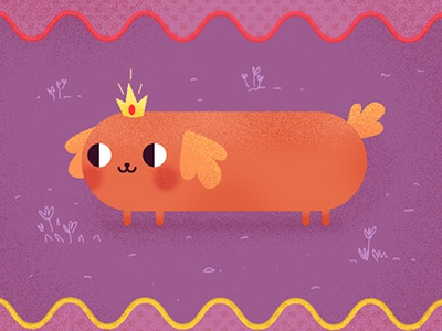 Princes Hotdog! time adventure