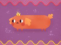 Princes Hotdog!