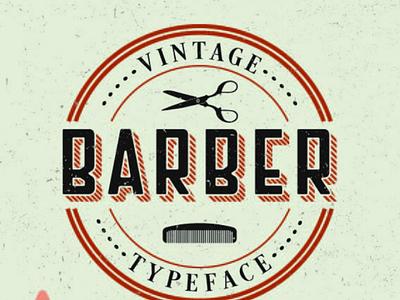 Vintage logo design..