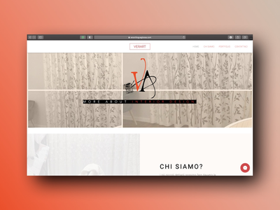 Design of Verart business website