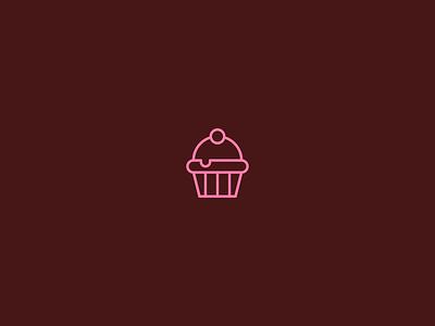 CakeCup - Logotype #dailylogochallenge icon minimal logotype logo designer design branding brand identity brand design brand