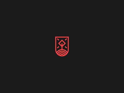 Pikake National Park - Logotype #dailylogochallenge icon minimal logotype logo designer design branding brand identity brand design brand