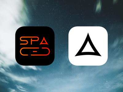 SPACED / Icons icon ios app brand logo spacedchallenge