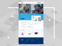 Homepage figma sketch homepage archive