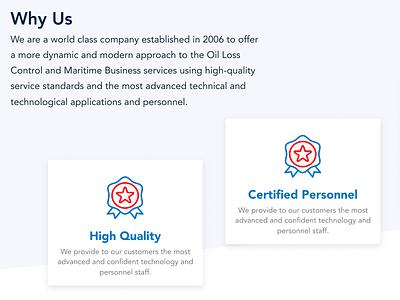 Why Us - Sneak peek illustrations design wip cards ux ui web design