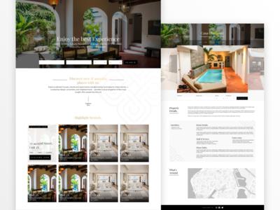 Rentals UI Design