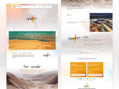 Landing Page UI Design web design website web ux design uiux ui design clean ui landing page clean