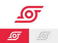 circumvesuviana logo design