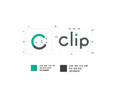 App logo Clip app logo