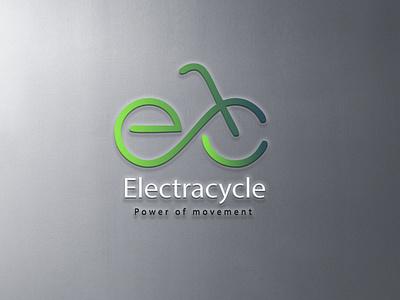 Elecctracycle logo design logo brand design logodesign branding