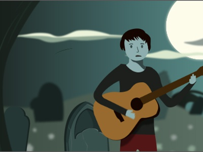 Another Scene From An Animation