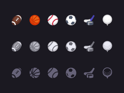 Gonestreakin icons: Sports hockey golf sport icons sports icons