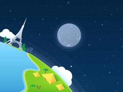 Free Earth Illustrations (AI)