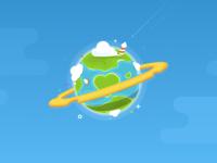 Flatstudio planet