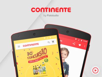 Continente app