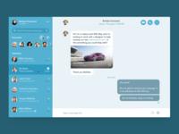Design chat - v2