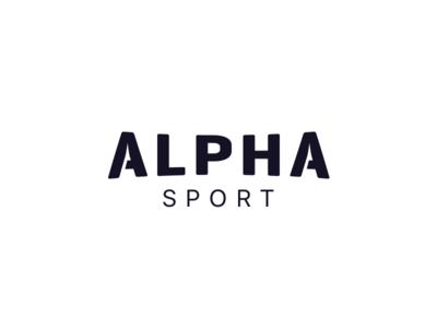 Branding: Alpha Sport