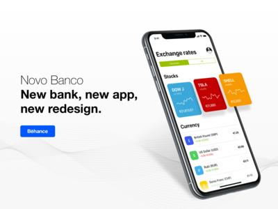 Novobanco: Behance case