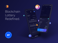 Dao.Lottery: Behance case
