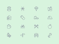 Tender Icons: Nature Vol. 1