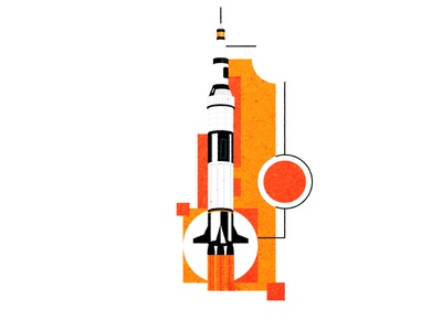 American - Russian - European - Belgian Rockets logo design illustrator minimalist texture illustration vector