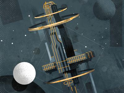 The Talos I space station