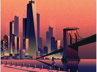 Brooklyn Colour Study
