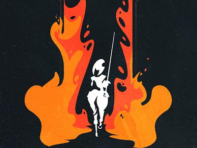 Don Quixote don quixote design illustrator minimalist texture illustration vector