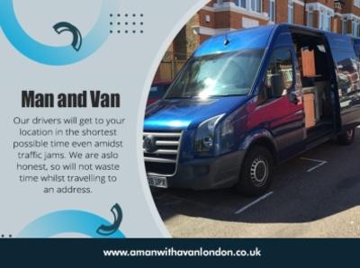 Man and van West London