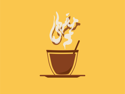 coffee logo minimal branding logo design logo icon design illustration arabic typography arabic logo