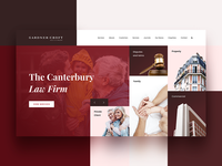The concept of main screen for gardnercroft.co.uk