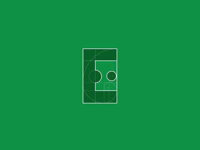 E-ticket — logotype for single ticket system animation design card vector golden ratio sign ukraine green motion kharkiv flat typography branding logotype logo ticket eticket e-ticket