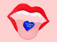 Valentine - Invoice Paid