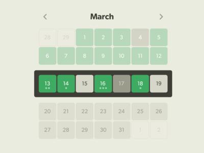 Lembas Calendar