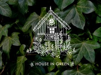 House In Green