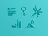 Filament Process Icons