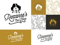Roxanne's Nut House Branding