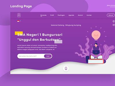 Landing Page Concept Exploration explorationdesign designlandingpage designui landingpage ux design uxresearch uxdesign uiuxdesign uidesign ui