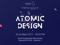 Meetup Atomic Design