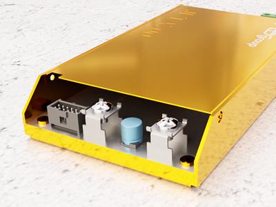 enhanced stl model 3d model stl blender3d