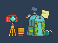 photo gear for your weekend getaway