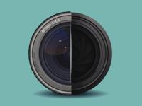 lens cutaway