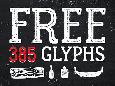 Lumberjack. Free Font. glyphs inline rough download font free lumber lumberjack