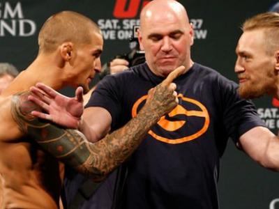 Dustin Poirier Claims UFC 257 Experience Against Conor McGregor conr mcgregor vs dustin poirier mcgregor vs poirier ufc 257