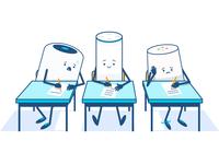 Apple, Amazon & Google sitting their exams