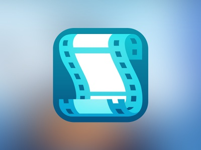 Synopsi Icon app icon discover movie tv show recommendation ios7